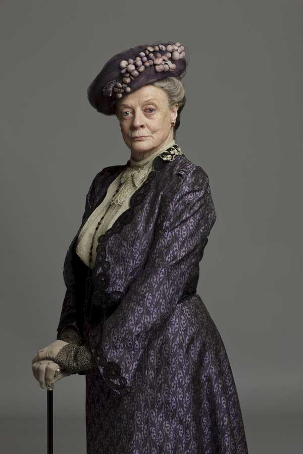 downton---maggie-smith