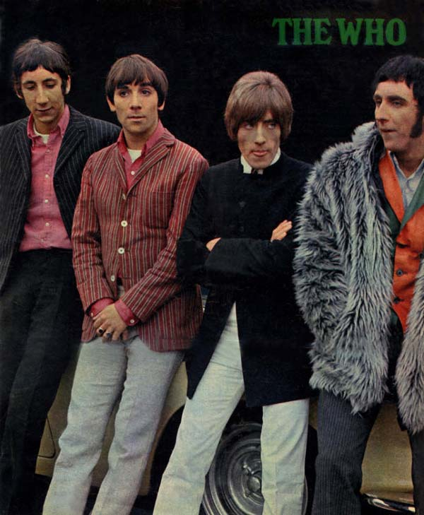 the-who---60's