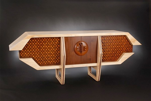 Jory Brigham's Sustainable Furniture Collection