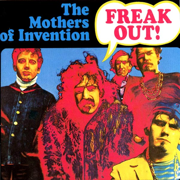 Frank-Zappa-Freak-Out-album