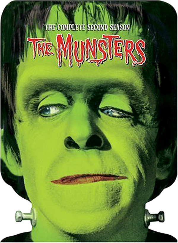 munsters---dvd