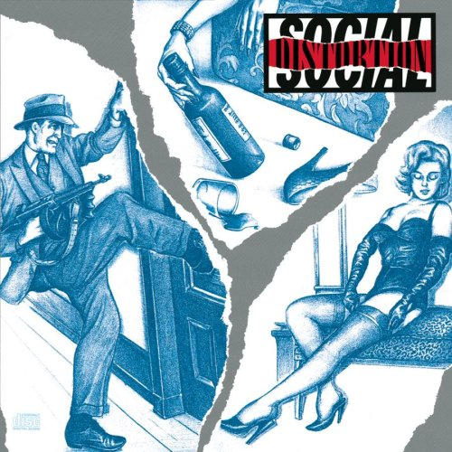 social distortion - capa social