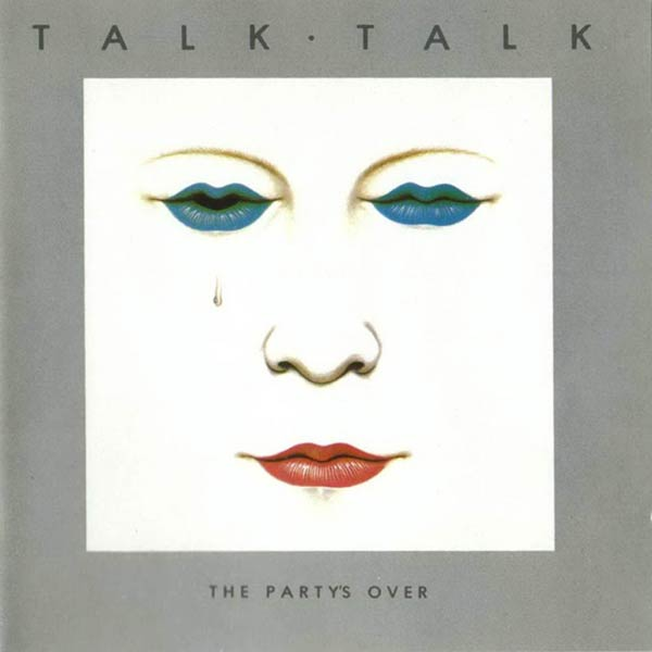 Talk_Talk-Capa-The_Party_s_Over