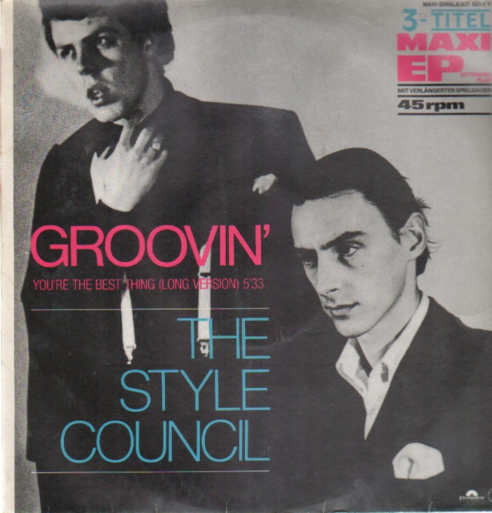 style council - groovin