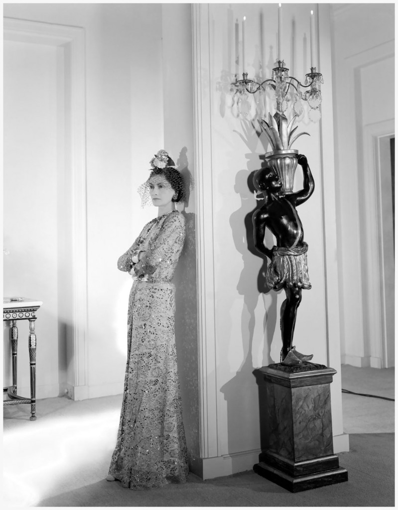 gabrielle-chanel-photographed-by-cecil-beaton-her-dress-inspired-karl-lagerfeld-1937