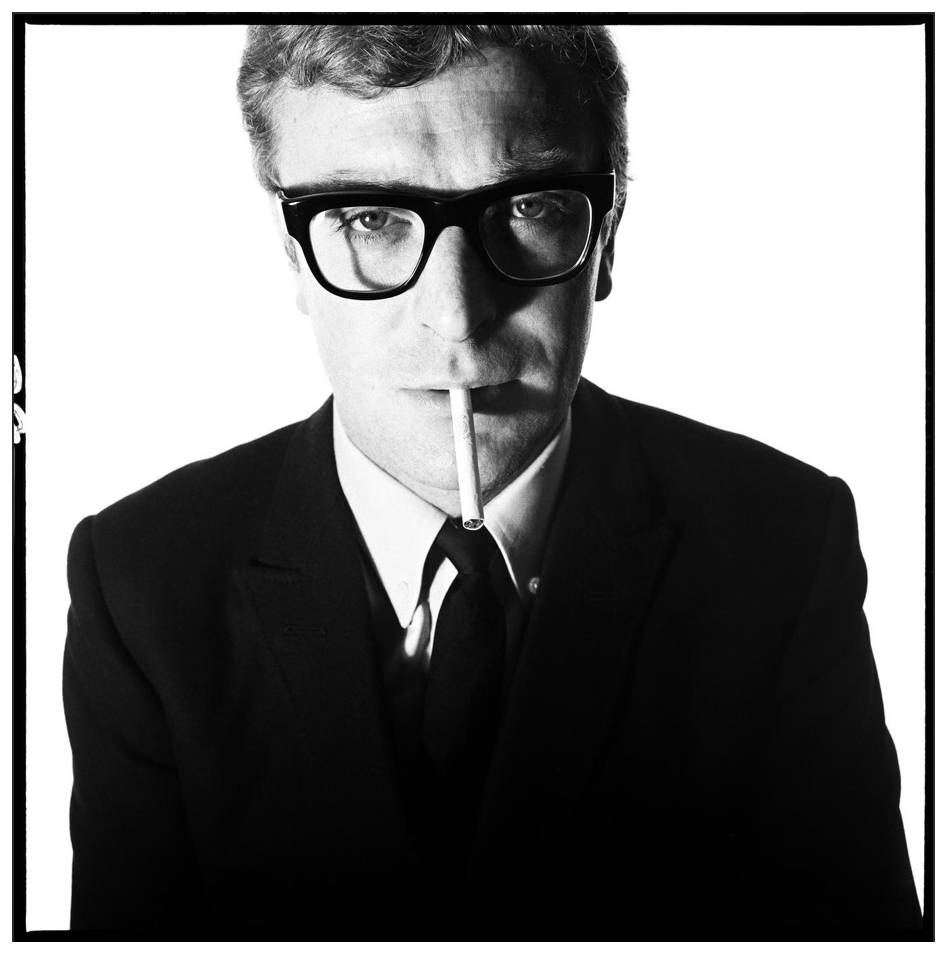 michael-caine-1965-ph-david-bailey