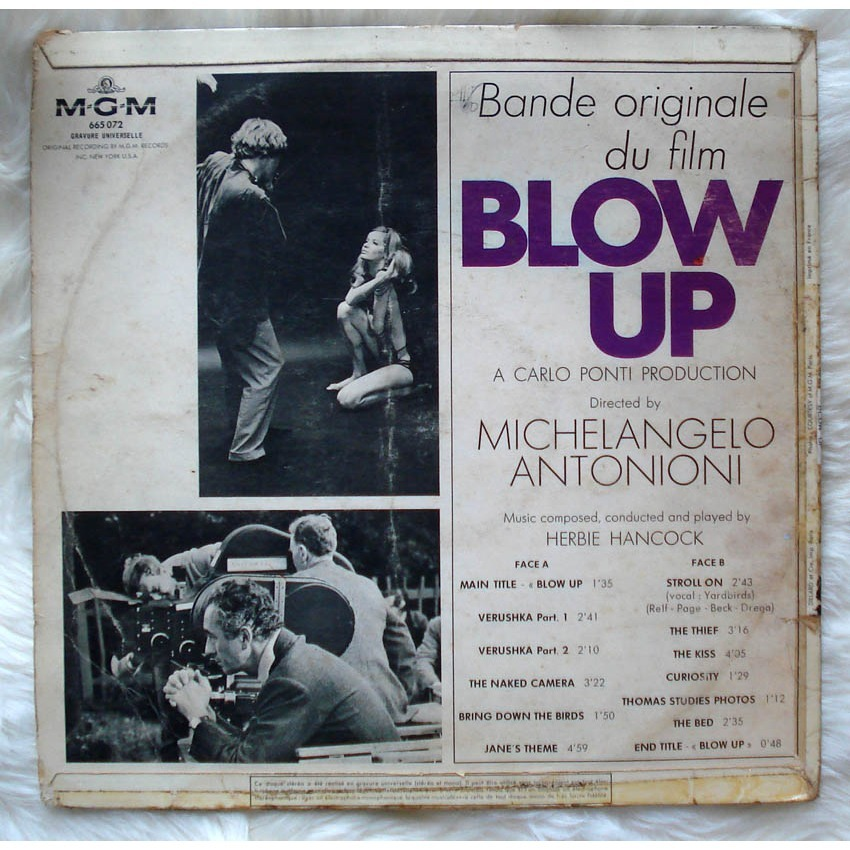 blow up - contra capa