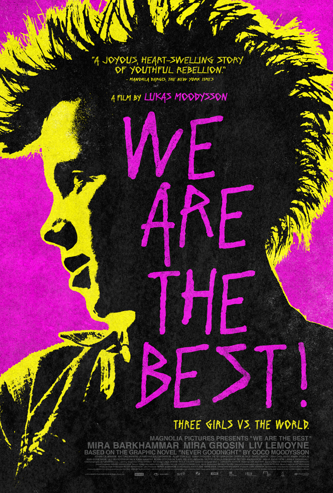 we are the best - poster 1