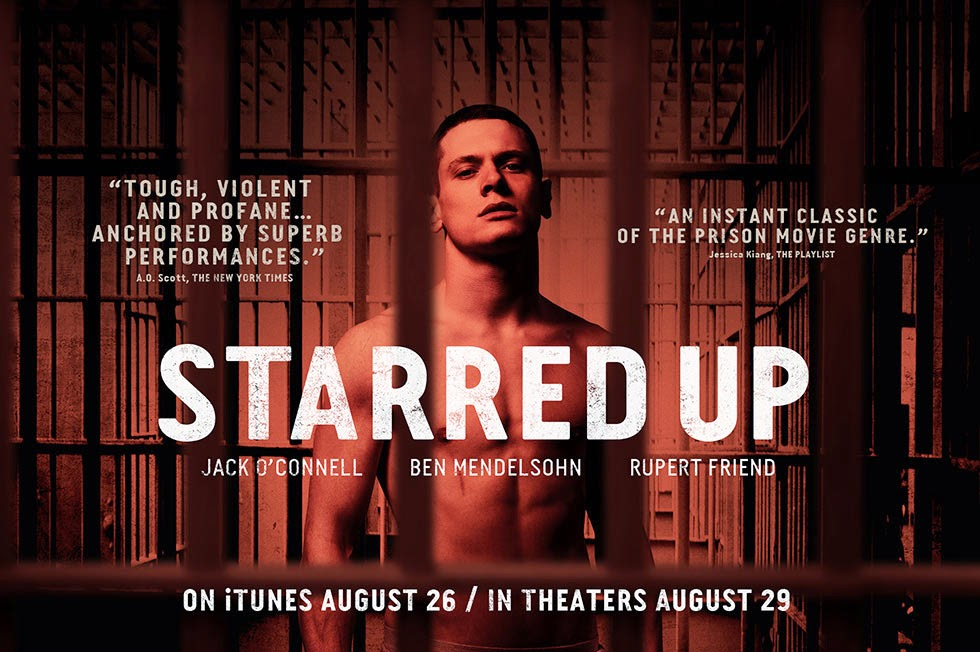 Starred Up poster 1a