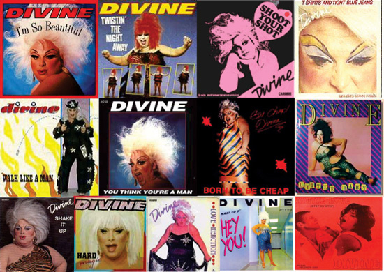 i am divine - records