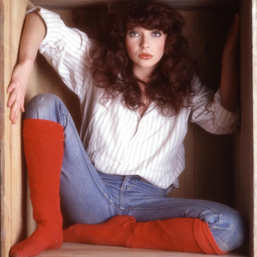kate bush - caixa