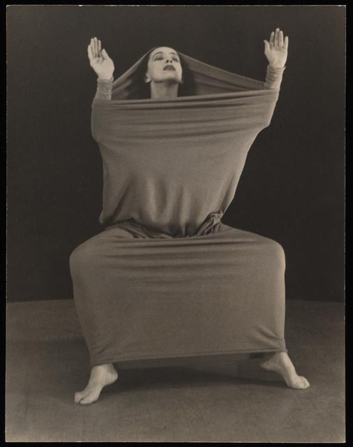 Martha Graham_figurino