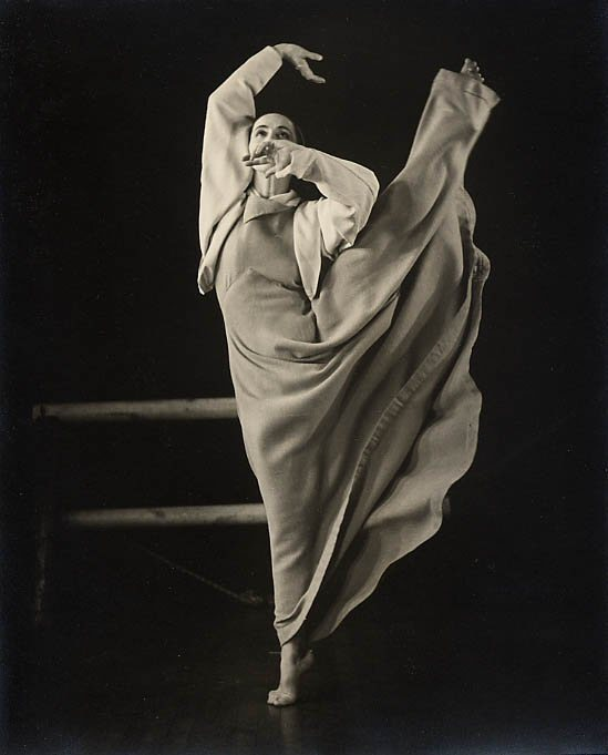 Martha Graham_perna