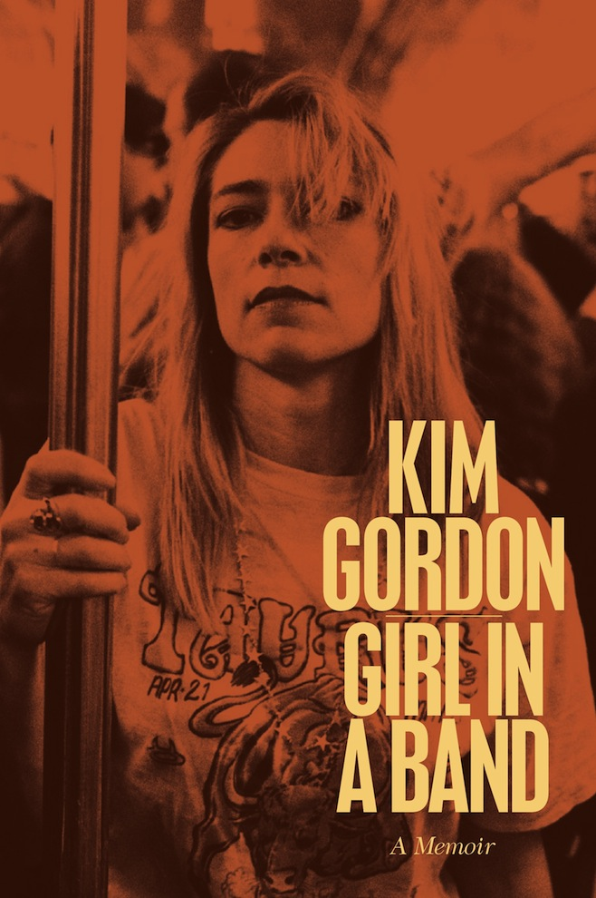 kim gordon book