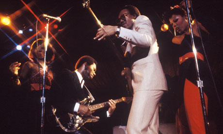 Chic In Concert At The Palladium