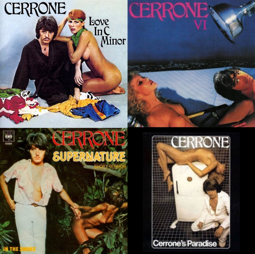 cerrone covers