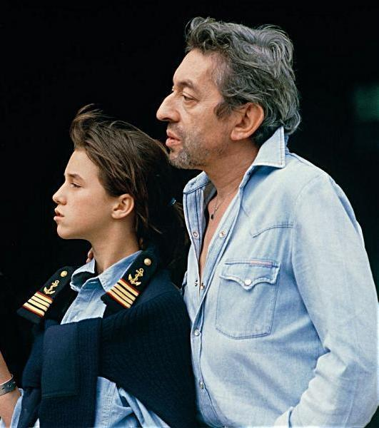 Serge-and-Charlotte-Gainsbourg-by-Tony-Frank