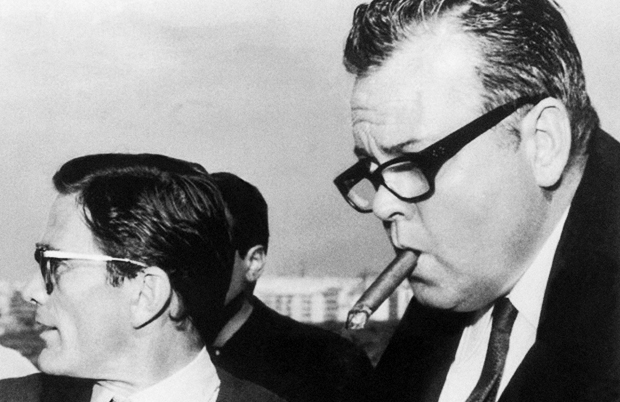 Welles e Pasolini