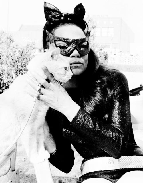 eartha cat woman