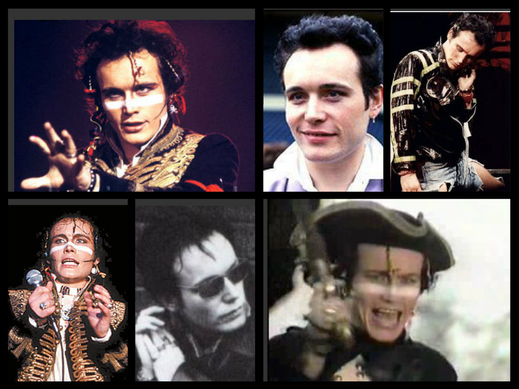 adam ant mosaique