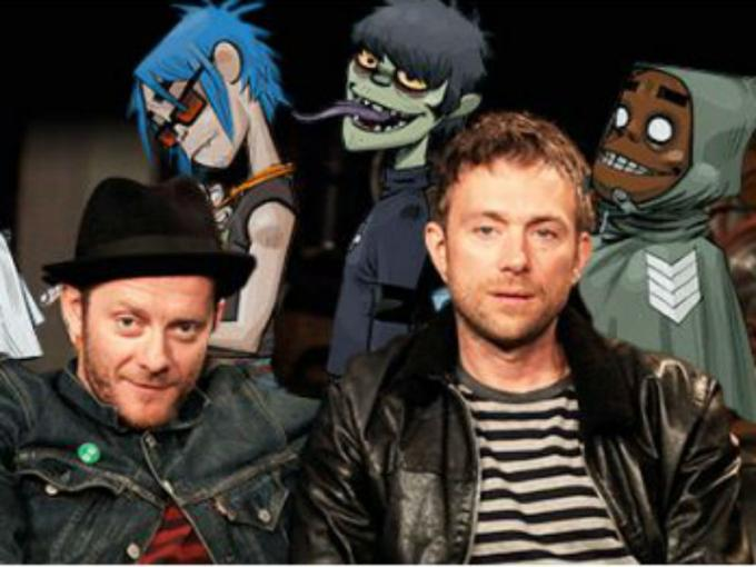 gorillaz damon-albarns-gorillaz-project