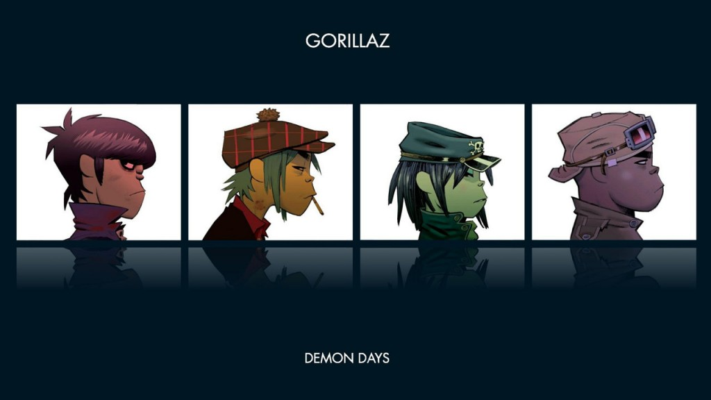 gorillaz demon