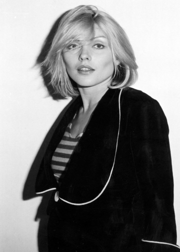 Debbie Harry . foto de Paul Zone