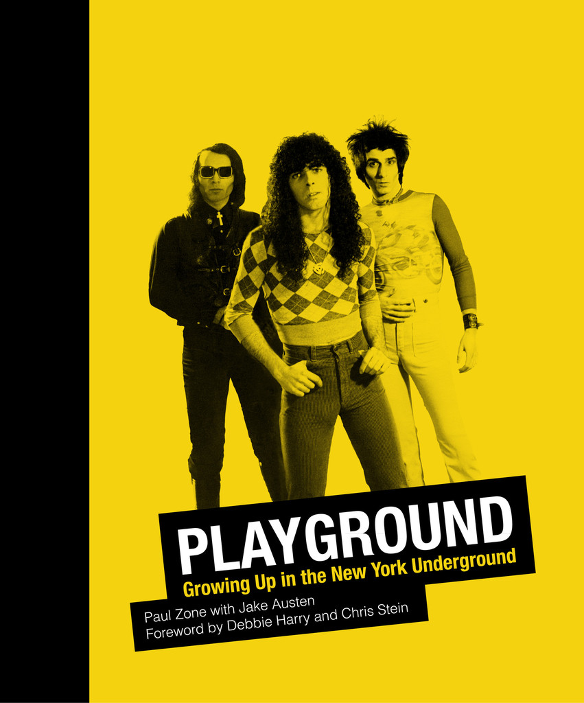 playground book cover