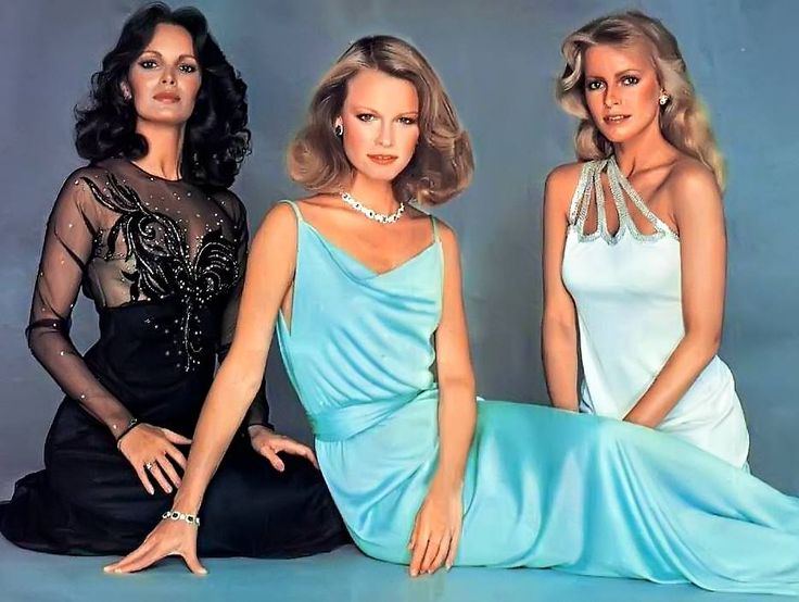 Shelley Hack (no centro) sustitui Kate na quarta temporada.