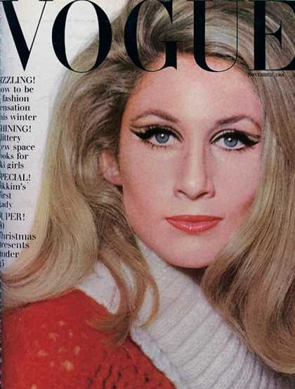 Baby Jane na capa da Vogue.