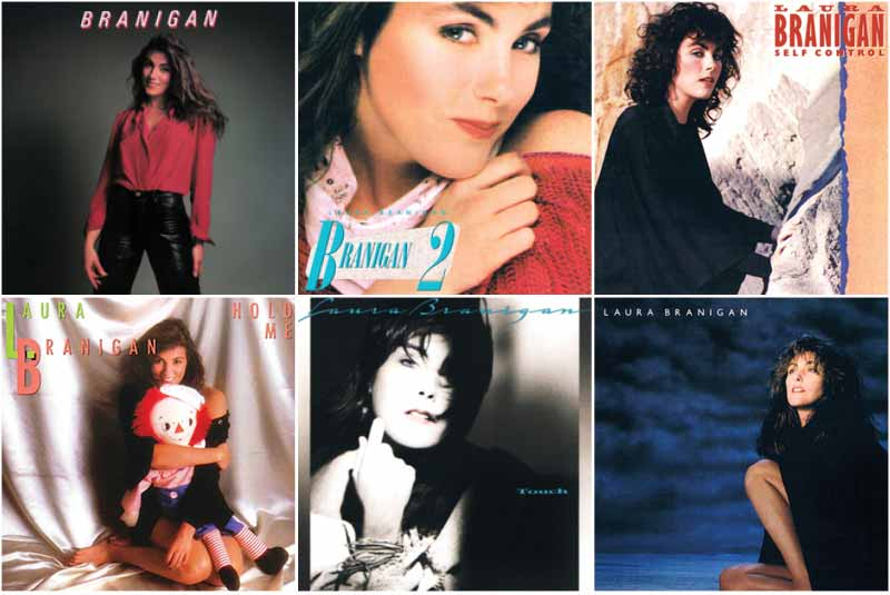 Laura Branigan Discography