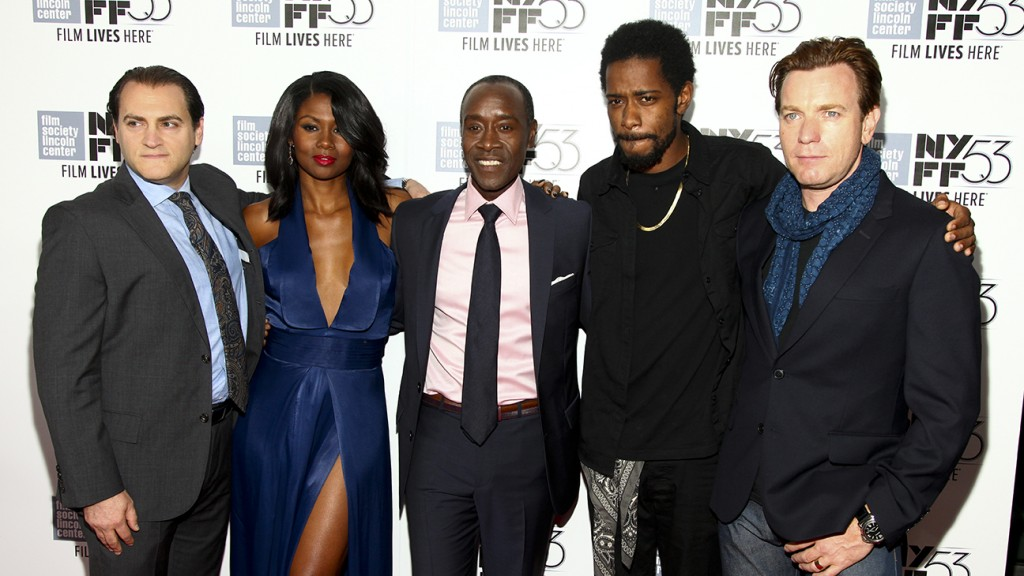 Michael Stuhlbarg, Emayatzy Corinealdi, Don Cheadle, Keith Stanfield, Ewan McGregor