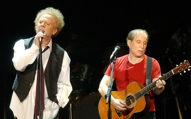 Simon and Garfunkel Tour